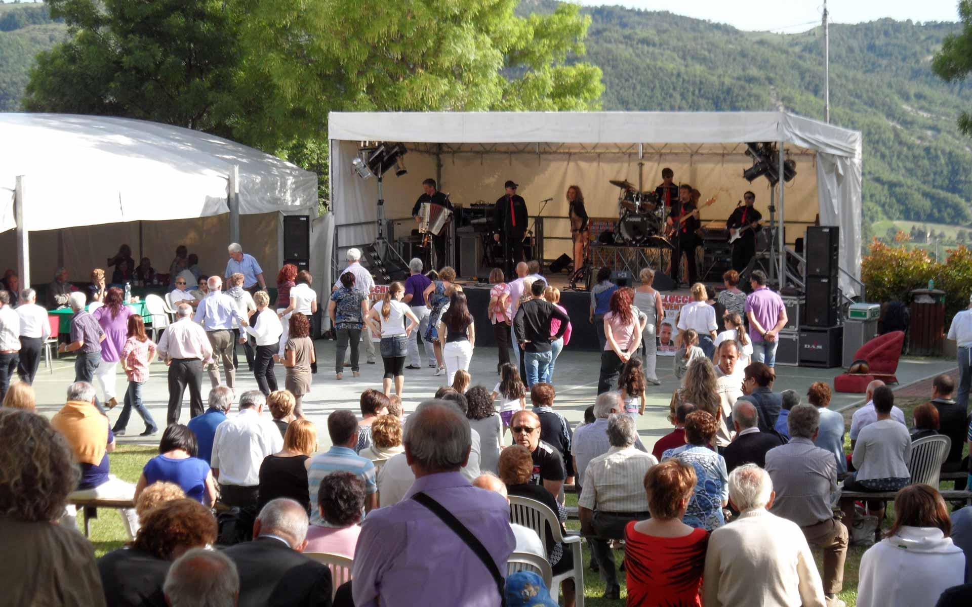 Ballo in Piazza con l'Orchestra